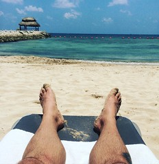 Riviera Maya, Mexico (Stefan Candie) Tags: travel sea vacation beach mexico honeymoon caribbean rivieramaya tanning quintanaroo caribbeansea 2016 marinaelcid