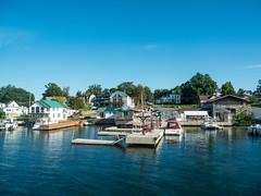 Riverfront, Alexandria Bay, NY (nfRabbit) Tags: newyork us unitedstates rivers thousandislands stlawrenceriver alexandriabay