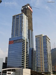 VAO Abril 2016 (vicraya2 2015) Tags: mxico san torre valle pedro koi oriente construccin len monterrey nuevo rascacielos garza garca