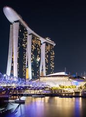 Singapore - Marina Bay Sands (olidumas) Tags: singapore marinabay marinabaysands