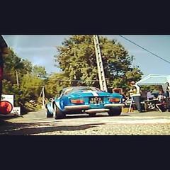 rally #rallye #morzine #montblanc #france #Loeb... (danielrieu) Tags: france vintage classiccar vintagecar rally retro renault alpine wrc oldtimer oldcar 74 montblanc rallye bluecar morzine hautesavoie sportcar loeb youngtimer a110 alpinea110 berlinette instacar carstagram uploaded:by=flickstagram instagram:photo=224495014641837217186911192