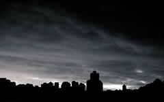 IR - Ballast Point Park sunrise (Bright Sparrow) Tags: city skyline sydney infrared sydneyharbour ballastpointpark