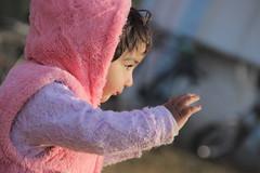 Eshu My Niece (KASHIF_AFRIDI) Tags: park niece eshu taxila cantt jheel my