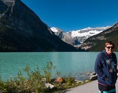 Lake Louise (Steve AM) Tags: glaciallake alberta albertacanada lake louise lakelouise canada canadianrockies rockies canadian rockymountains moosetour summer2013 northamerica