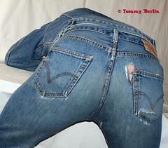 self2889 (Tommy Berlin) Tags: men ass butt jeans ars levis 501