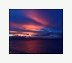 Sunset (Martin Smith - Having the Time of my Life) Tags: sunset hawaii us unitedstates maui lahaina lanai kahana napili mauisunset martinsmith nikkor2485mmf3545gedvr nikond750 martinsmith maui2015