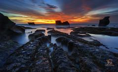 Luminent (Jose Hamra Images) Tags: sunset bali sunrise landscape denpasar canggu melasti melastibeach