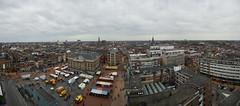 Groningen (Kronemans) Tags: panorama groningen grotemarkt martinitoren