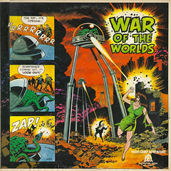 WAR-OF-THE-WORLDS (The Holding Coat) Tags: waroftheworlds wallywood hgwells bellrecords
