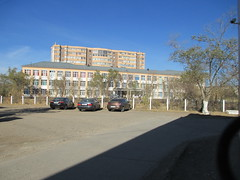 School  28 (bibitalin) Tags: kazakhstan kz aktobe  aktyubinsk aqtobe     aktubinsk aktiubinsk