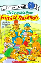 The Bearenstain Bears' Family Reunion (Vernon Barford School Library) Tags: new family fiction mike reunion animals reading book high jan library libraries bears families reads parties books super read paperback stan cover junior novel covers bookcover pick middle vernon quick recent picks qr bookcovers paperbacks novels fictional reunions readers barford berenstainbears softcover berenstain quickreads quickread vernonbarford softcovers storiesinrhyme stanberenstain janberenstain mikeberenstain superquickpick 9780545470179