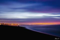 Fusin Mar y Cielo (Thitn) Tags: chile longexposure costa beach libertad mar paz playa cielo nubes nube placer exposicion larga airelibre pichilemu infiernillo nikonistas d5100 orillademar