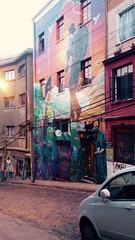 Chinchinero (CamilaFigueroa) Tags: chile mural arte colores valparaíso cultura patrimonio chinchinero