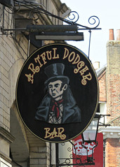 Artful Dodger Bar, York, North Yorkshire, England (Amethinah) Tags: york uk greatbritain england pub unitedkingdom yorkshire dickens northyorkshire pubsign artfuldodger 2013 artfuldodgerbar
