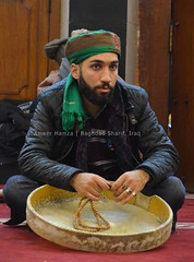 Iraqi Sufi, Baghdad (Ameer Hamza) Tags: man reading beads iraq prayer tourist single baghdad iraqi prayers visa pilgrim traveler 2015 tasbeeh ziarat ameerhamzaadhia ameerhamzaphotography travelsiniraq