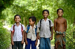Childhood-The best part of Life || Smiling Face :) (o________v________i) Tags: school smile childhood children village child bangladesh afterschool schoollife villagelife smilingface smilingfaces schoolboys comilla childhoodlife waytohomeafterclass
