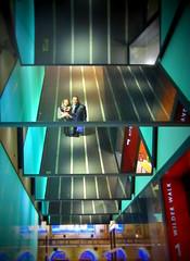 IMG_0915-001 (aagelaki) Tags: color london fun lights image artistic mirrow illussive