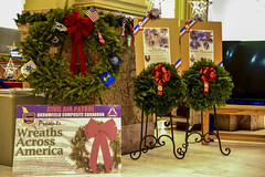 151217-Z-IM587-002 (CONG1860) Tags: usa colorado denver co veterans sacrifice heros militaryservice goldstarfamilies coloradonationalguard treeofhonor governorsownarmyband