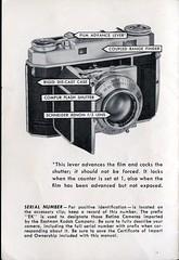 Kodak Retina IIa Camera - Intro 2 (TempusVolat) Tags: camera vintage print graphic kodak pages instructions guide manual printed gareth retina tempus kodakretina iia retinaiia volat wonfor mrmorodo garethwonfor tempusvolat