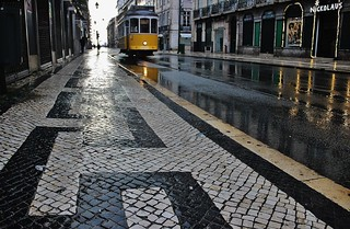 Lisbonne ruiSSelante .