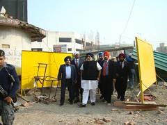 Sukhbir Singh Badal reviewed the developmental work at Amritsar (3) (sukhbirsingh_badal) Tags: projects punjab development amritsar rejuvenated akalidal sukhbirsinghbadal