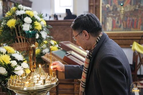 12. Japanese Ambassador's Visit to Svyatogorsk / Визит посла Японии в Святогорскую Лавру