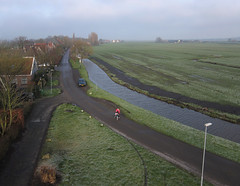 Waterland-Zuiderwoude (de kist) Tags: thenetherlands aerial kap waterland zuiderwoude