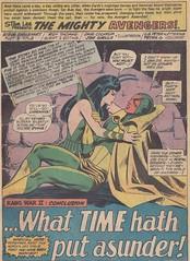The Avengers / Giant-Size 3 / Splash Panel (micky the pixel) Tags: comics mantis comic marvel heft theavengers thevision davecockrum joegiella