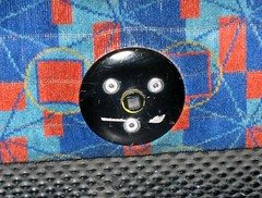Tube Face (GALE47) Tags: art londonunderground kickboard artkitsch gale47 tubeface