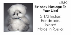 Birthday Message To Your Wife! (EbayGifter) Tags: birthday original wedding woman baby brown white black cute bunny female cat puppy mom fun 40th one idea amazing cool nice women kitten perfect funny day personal 1st sweet sister good unique awesome mommy small great creative mother kitty first 8 marriage valentine best her special 2nd v mum gifts surprise online buy present second wife romantic bday 10th 30th unusual 25th lover 50th 5th 3rd 31st 20th 60th 6th mart 22nd 2016 2015 2017