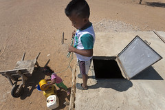Colombia's Wayuu: Struggling for clean water (EU Humanitarian Aid and Civil Protection) Tags: water children colombia echo drought hygiene europeancommission guajira elnio humanitarianaid wayuu laguajira germanredcross