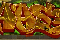 Underground Piece (Luzifr) Tags: city red orange abstract color berlin green rot art colors yellow modern writing work germany dark underground subway deutschland graffiti colorful colours metro ubahnhof letters citylife bahnhof indoor grafik spray gelb illegal ubahn type colourful graffito grn piece fonts bahn farbig branding dunkel masterpiece farben abstrakt lettern buchstaben u8 malerei heimlich sprayer sprayed moritzplatz spraydose sprhen gesprht canoneos650d