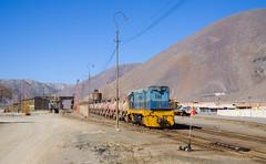 Nr 72 at work (david_gubler) Tags: chile train railway llanta potrerillos ferronor