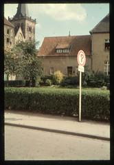 (Kaopai) Tags: color dom kirche dia xanten kirchturm 1960er farbfoto 1960th