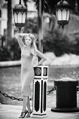 Liz (Leonid Yaitskiy) Tags: white black liz female creek dc model nikon long dubai dress united uae emirates arab 135 nikkor abu dhabi photosession unitedarabemirates leonid d610 iaitskyi