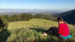 Rancho San Antonio Park (TranceMist) Tags: hike trail vicki santacruzmountains ranchosanantonio