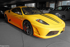 Ferrari F430 Scuderia (aguswiss1 - Thank you for 1'000'000 views) Tags: ferrari scuderia f430 430 ferrarif430scuderia