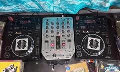New gear (sebilden) Tags: dj phone cd cell samsung player 350 pioneer cdj sebilden
