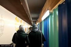 Walking into Metrò.jpg (frillicca) Tags: paris walking march famiglia persone inside marzo antonella parigi benedetta 2015 camminare