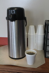 The best kind of coffee - Free (viktrav) Tags: coffee cups styrofoam thermos styrofoamcup