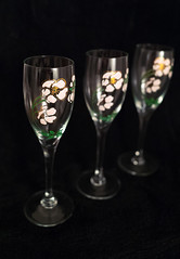 My favourite Champagne glasses (Frederic DIDIER) Tags: france glass glasses drink champagne bubbles flute alcool alcohol reims epernay marne bellepoque perrierjout