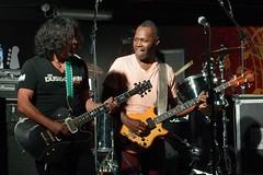 DSC_8383 (NickD71) Tags: show musician music london magazine bass guitar stevie live stage olympia kensington mass jam armand guitarist lecco salas mental sabal 2015 alembic lbgs
