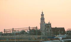 Jenseits das IJ (milliped) Tags: amsterdam westertoren