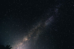 THE BLUR (_Amritash_) Tags: longexposure india night stars nightscape astro galaxy astrophotography nightsky starrynight stargazing milkyway