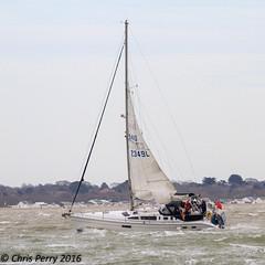 Sailing Home (cjp_1954) Tags: sea boat ship solent calshot southamptonwater