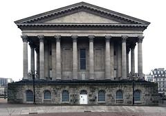 Birmingham Town Hall (albireo 2006) Tags: uk greatbritain england birmingham unitedkingdom townhall pediment greektemple birminghamtownhall