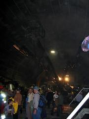 Grssti in der Baustelle des NEAT - Tunnel - Neattunnel bei Blausee im Kandertal im Berner Oberland im Kanton Bern der Schweiz (chrchr_75) Tags: 2004 juni schweiz switzerland suisse swiss tunnel neat christoph svizzera chunnel suissa chrigu chrchr hurni chrchr75 chriguhurni chriguhurnibluemailch hurni040612