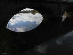 The dark side (roddersdad) Tags: bridges rivers april rivertrent 2016 sooc trentside canonpowershots100 compactcameras soocjpeg trentbridgegainsborough copyrightclivejmaclennan cliveg1hkfeclipsecouk httpswwwflickrcomphotosroddersdad