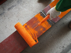 painting metal (silvermountain2015) Tags: people house man color male home wall drywall work project outside site construction gate iron paint industrial outdoor brush spray professional clean restore painter overalls worker renovations inside supplies job trade contractor paintbrush improvement materials renovate builder skill caucasian refurbish refinish