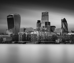 City of London (vulture labs) Tags: longexposure blackandwhite bw art zeiss photography cityscape fine workshop cityoflondon vulturelabs